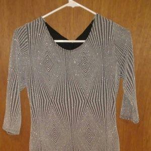 A dress up shirt